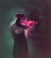 The Enchantress by llamacria
