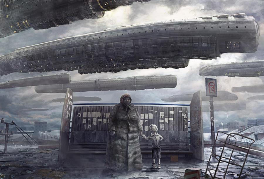 Urme ale extraterestrilor pe Pamant. Descoperiri inexplicabile III - Pagina 2 Sundara_vimana_by_noisecraft-d2znoh5
