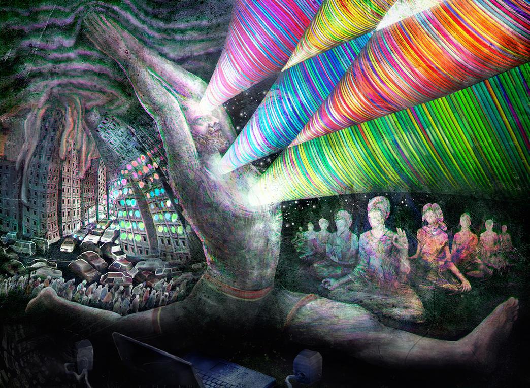 yoga transformation by noisecraft