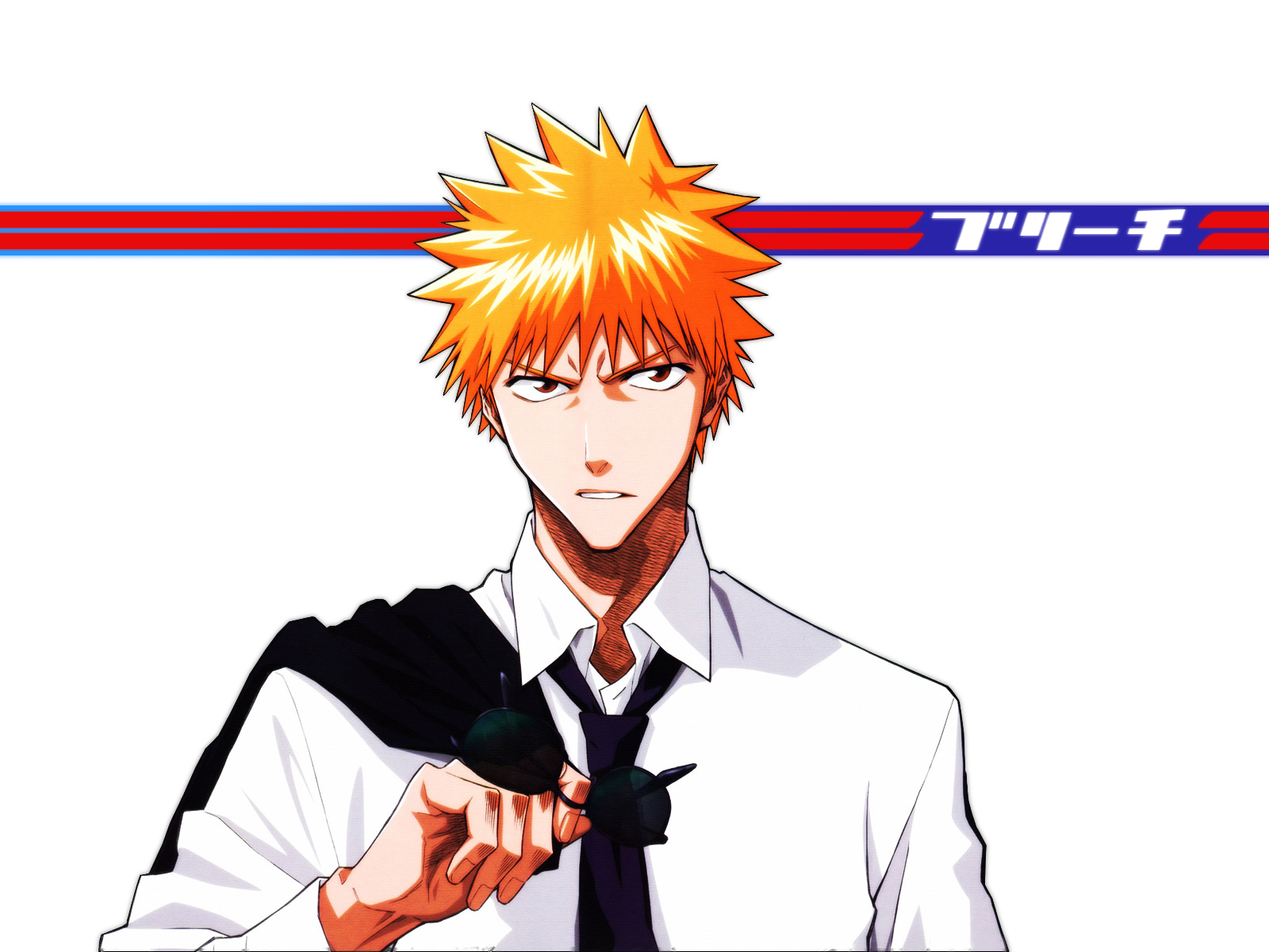 Ichigo Wallpaper By Lanoldar On DeviantArt