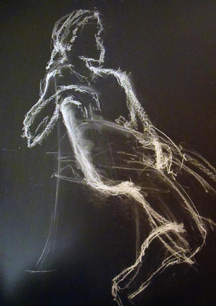 Figure Drawing 1 by Galdrasmidr