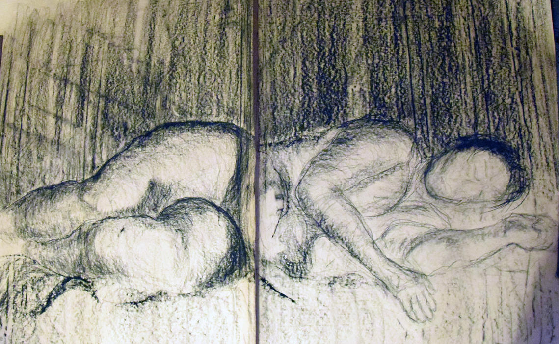 Figure Drawing 3 by Galdrasmidr