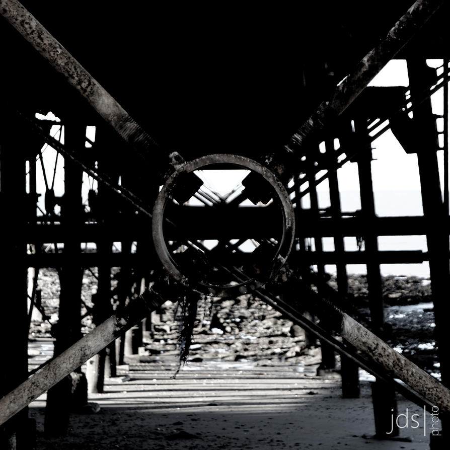 Under the Pier by JDS-photo