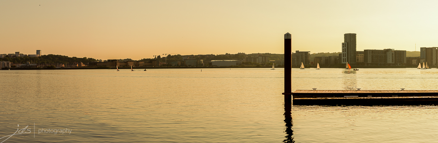Warmth of the Bay by JDS-photo