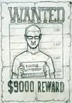 $9000 reward