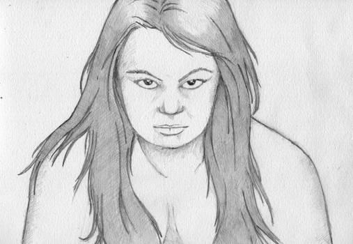she - sketch 1