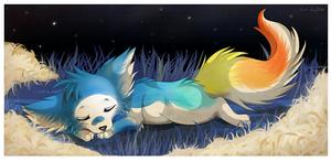 Restful Nix by lulu-fly