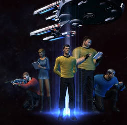 U.S.S. Andromeda by Captain-JimFive