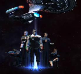U.S.S. Terra by Captain-JimFive