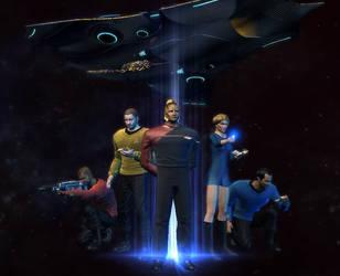 U.S.S. Pheonix-E by Captain-JimFive
