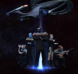 U.S.S. Infinity by Captain-JimFive