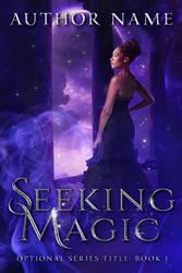 Seeking Magic (Premade Book Cover)