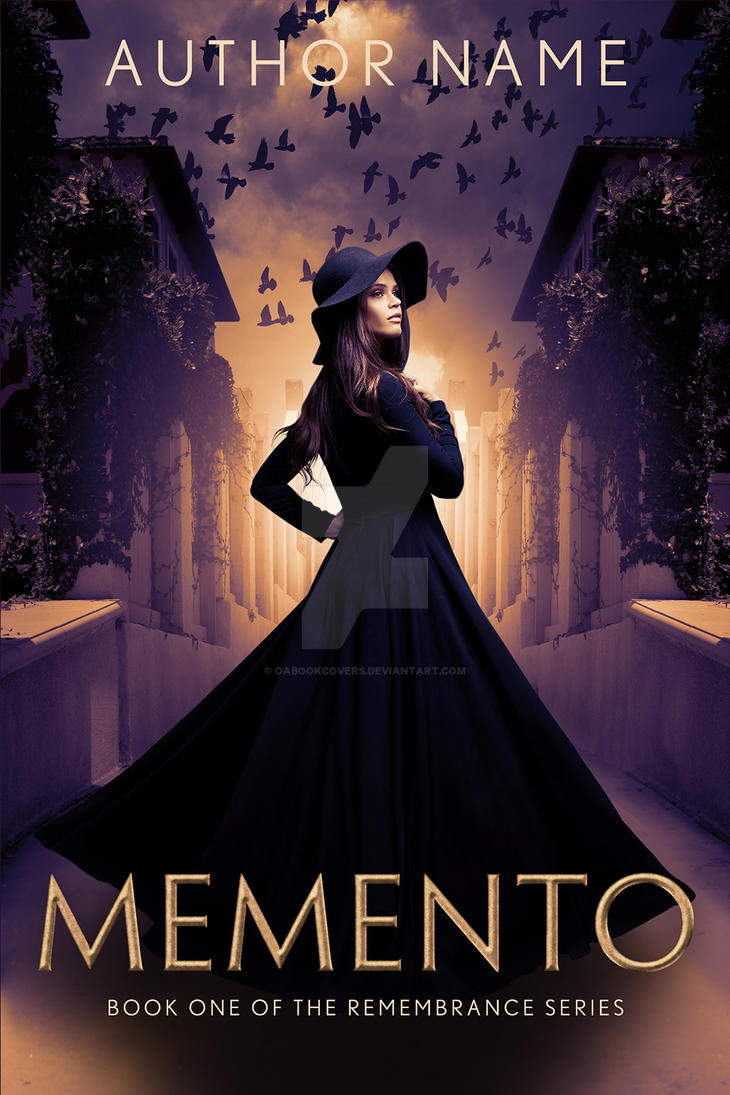 Memento (Premade Ebook Cover) by oabookcovers