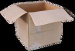 [Stock] Cardboard Box Render PNG