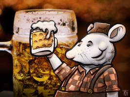 Word 038 - Beer by Jasper-M