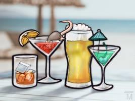 Word 039 - Beverage by Jasper-M