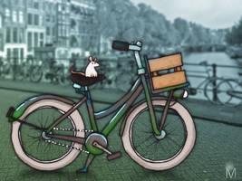 Word 040 - Bicycle by Jasper-M
