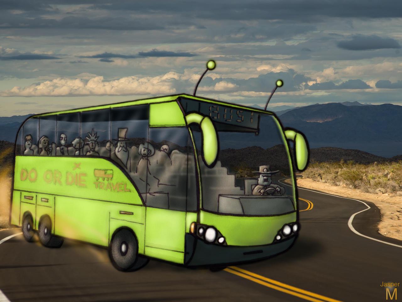Bus (word no. 68)