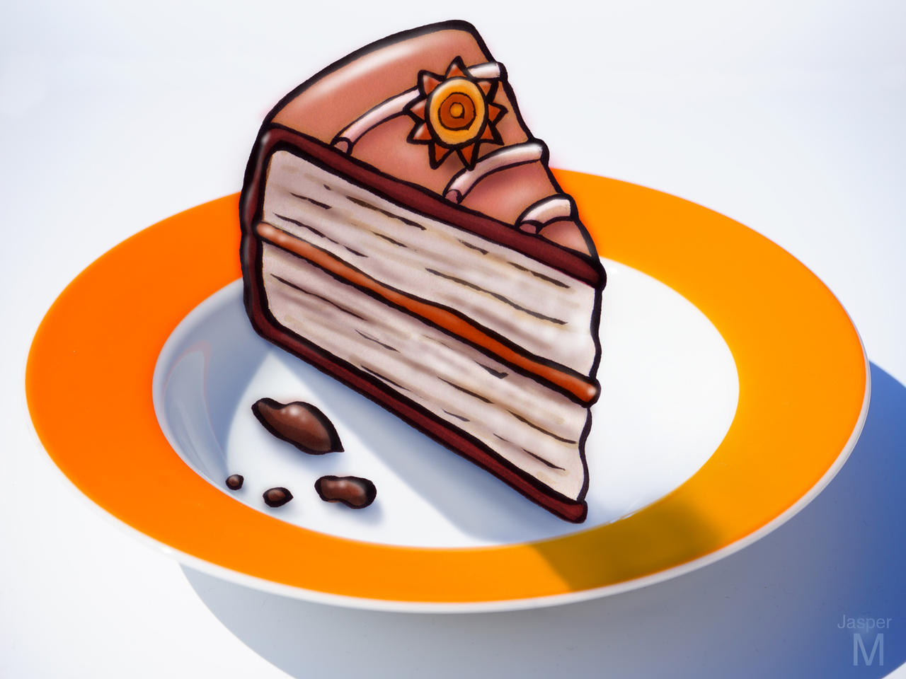Cake (word no. 70)