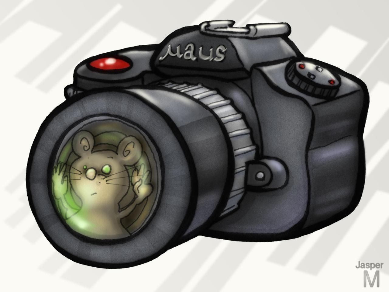 Camera (word no. 72)