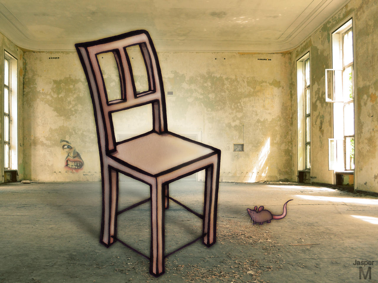 Chair (word no. 82)
