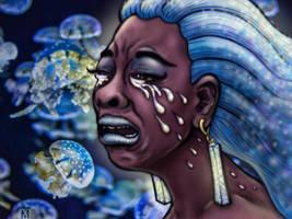 Cry (word no. 114) by Jasper-M