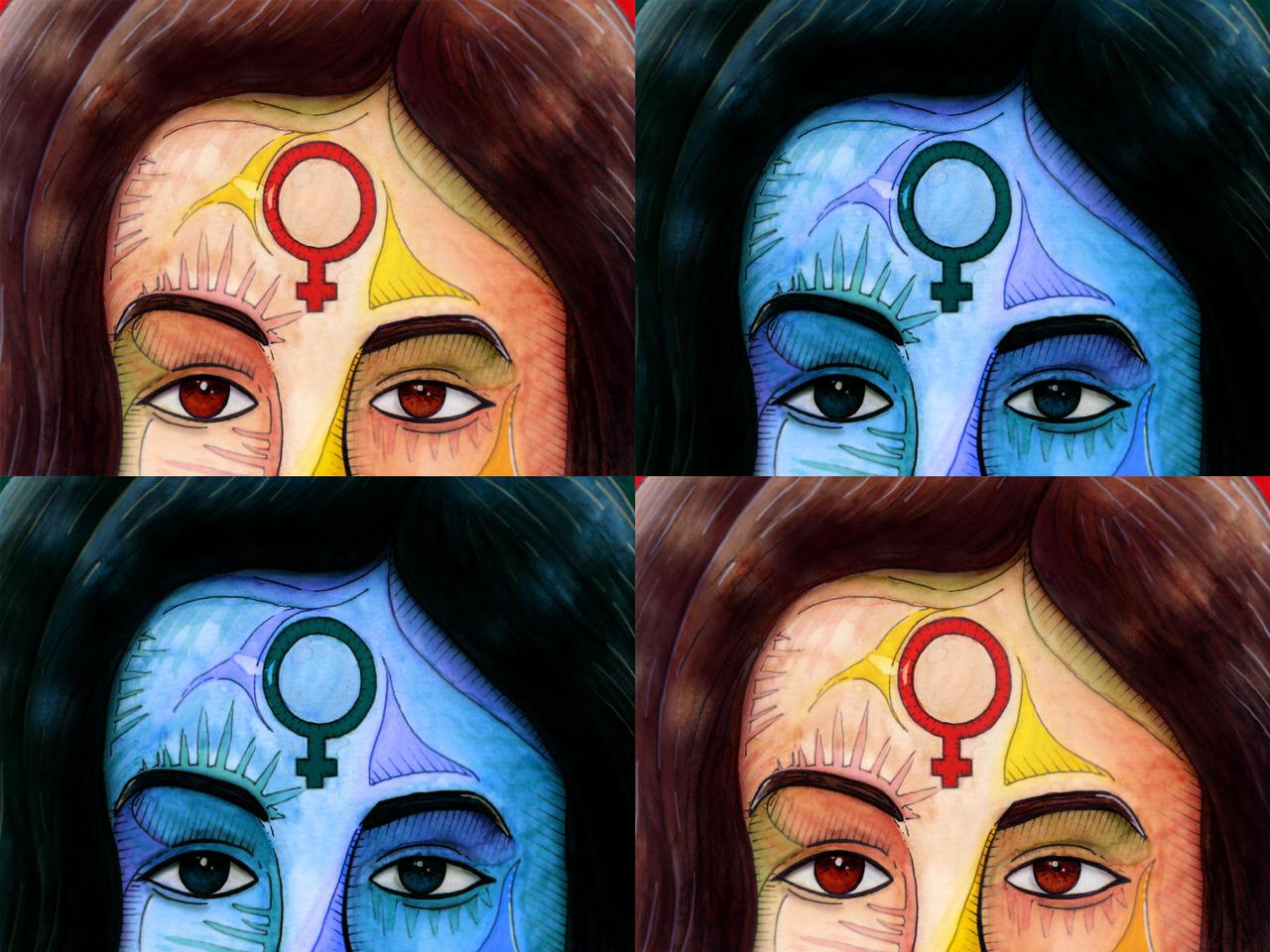 Symbolic female