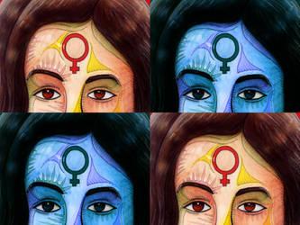 Symbolic female by Jasper-M
