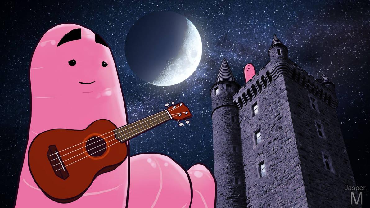 Serenade worms by Jasper-M