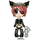 . :Pixel:Kyte: . by Omi-Arisu