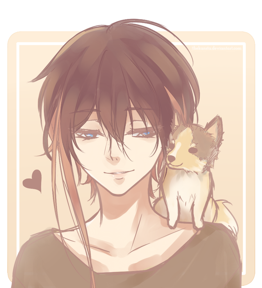 k@n + Mango (New ID image) by theKANsta