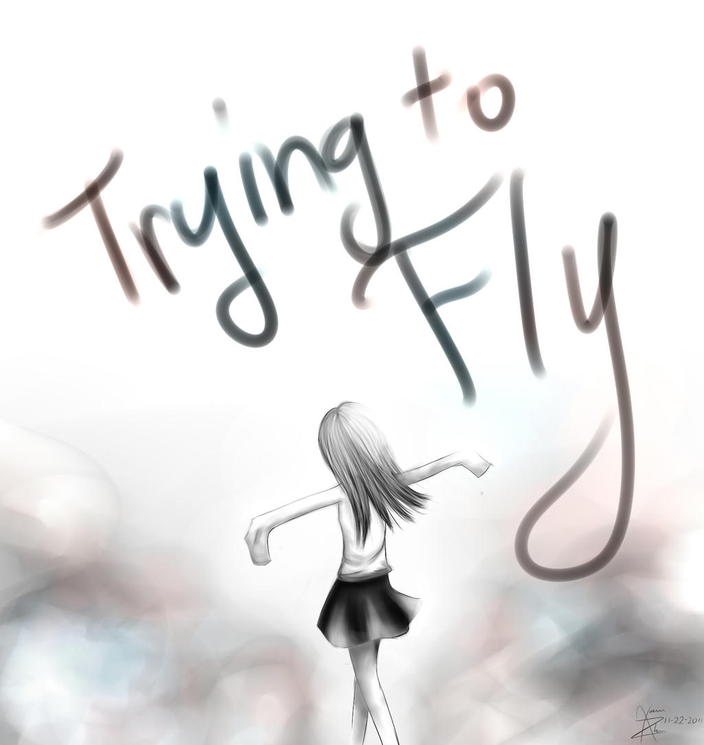 Trying to Fly by Yukintou