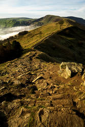 Mam Tor by StephenJohnSmith