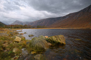Loch Etive by StephenJohnSmith