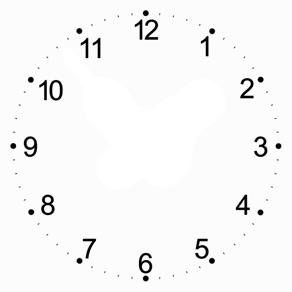 clock png transparent. clock face 5 by stephenjohnsmith png transparent