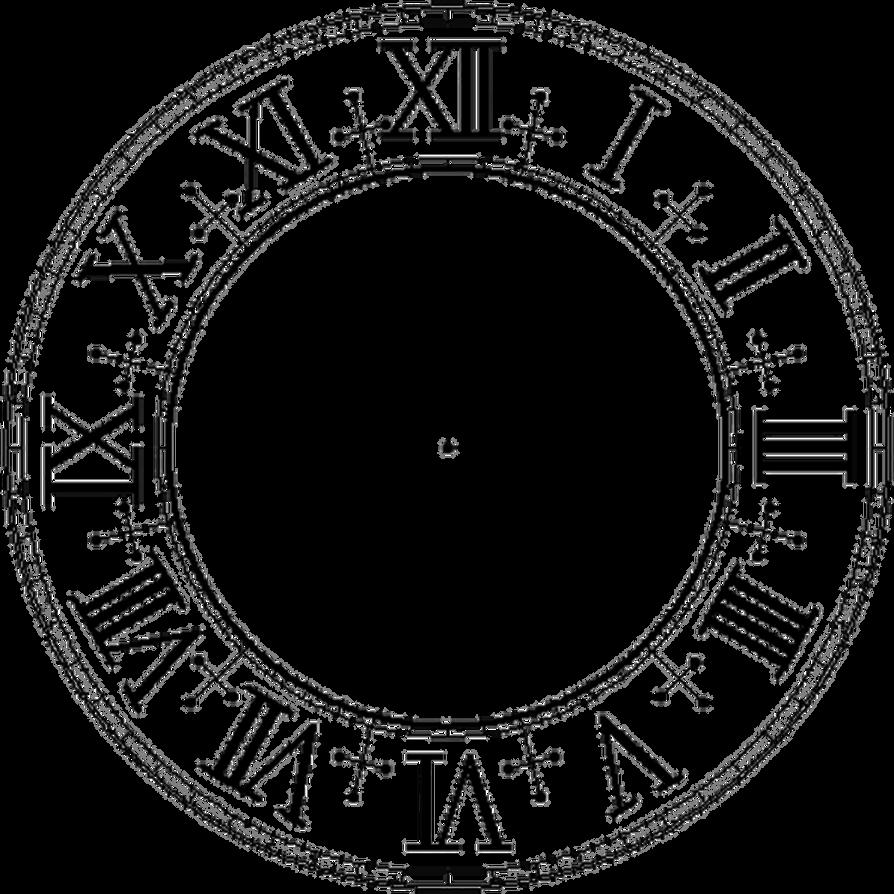 clock face 8 by stephenjohnsmith on deviantart