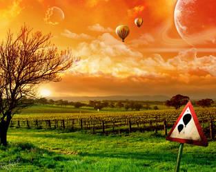 Balloon Ride by nuaHs