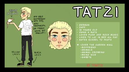 TATZI REF! by Taatzi