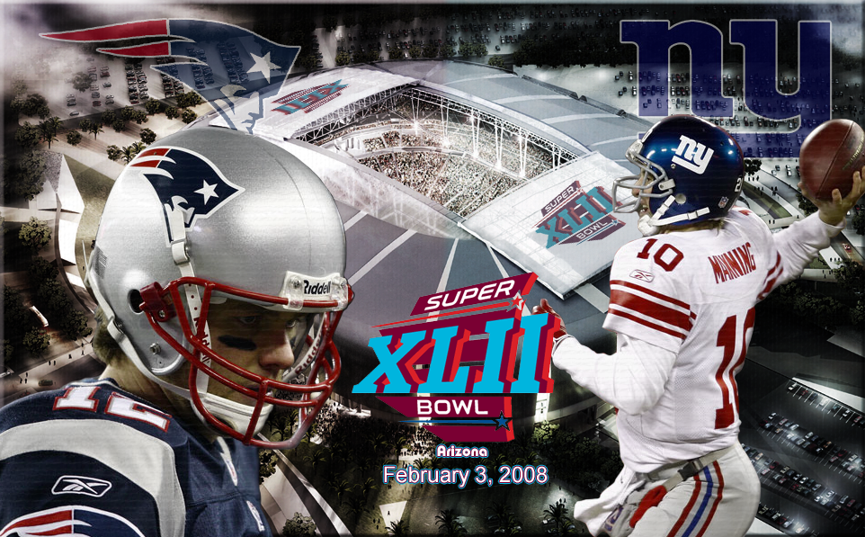 super bowl 42 essay The new york giants are super bowl xlii champions patriots 18-1 was featured on espn's e:60.