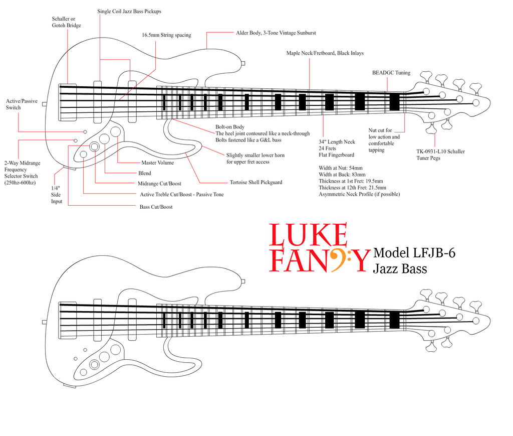 lfjb 6 jazz bass concept diagram by majora64 on deviantart. Black Bedroom Furniture Sets. Home Design Ideas