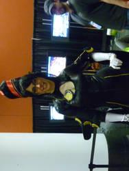 PAX East: Bayonetta Cosplayer