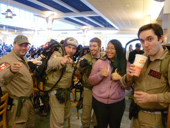 PAX East: Ghostbusters + Kari