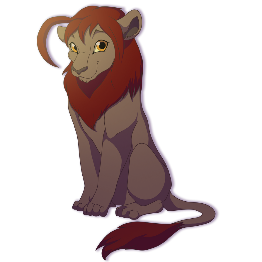 Maned Lioness by Spirit--Productions