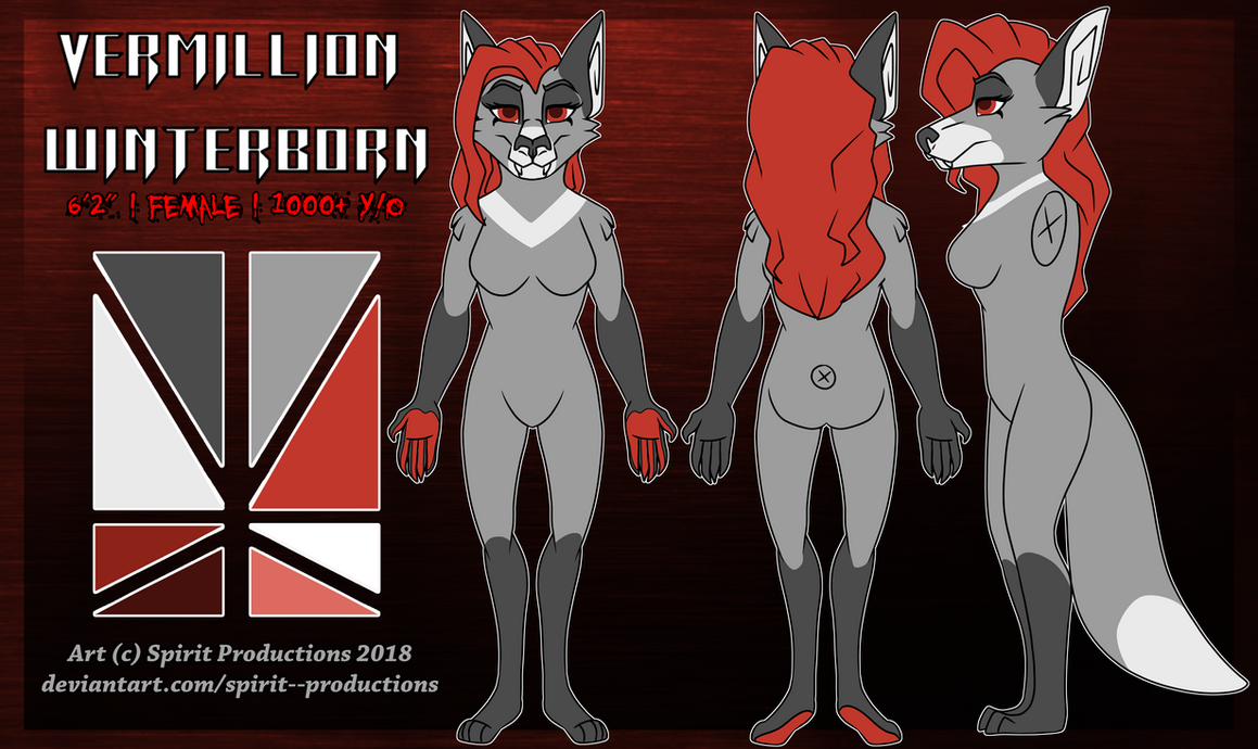 Vermillion [Furros City] by Spirit--Productions