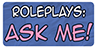 Roleplay Ask Stamp by Spirit--Productions