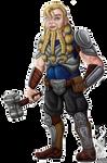 Bertha the Dwarf