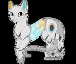 Portal the Lava Pet by Spirit--Productions