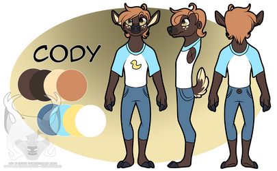 [C] Cody Reference Sheet