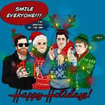 Fob Holiday card