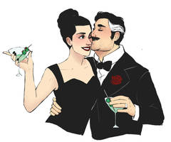Frank And Sadie Doyle by Meglm5291